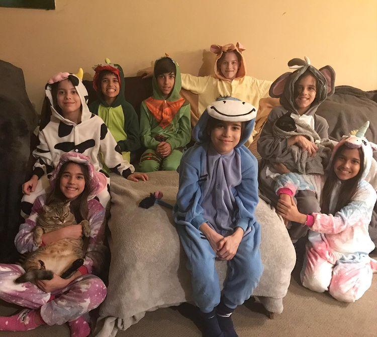 Les enfants de Natalie Suleman