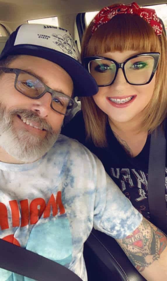 Erica et Jeff Quiggle