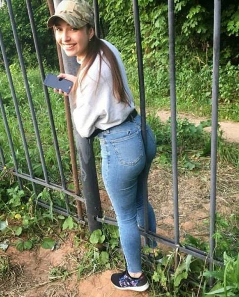 Une fille coincée