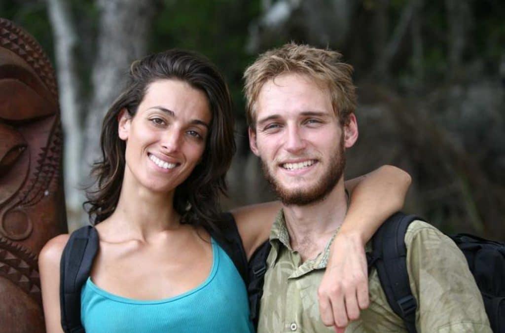 Emilie et François David de Koh Lanta
