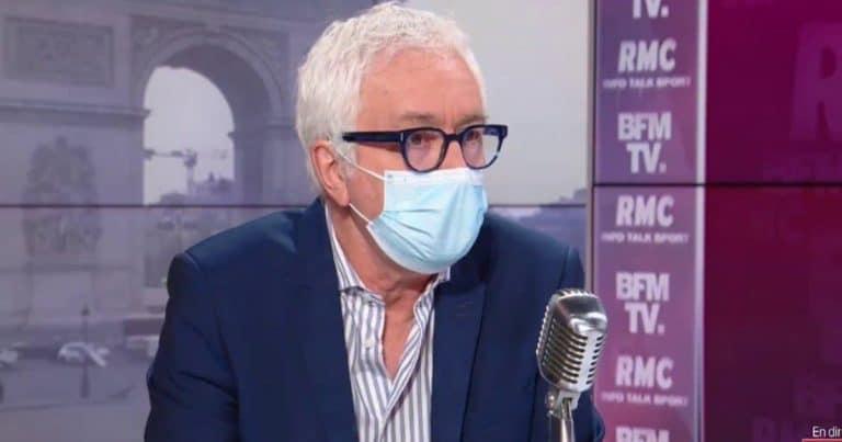 Gilles Pialoux sur BFMTV