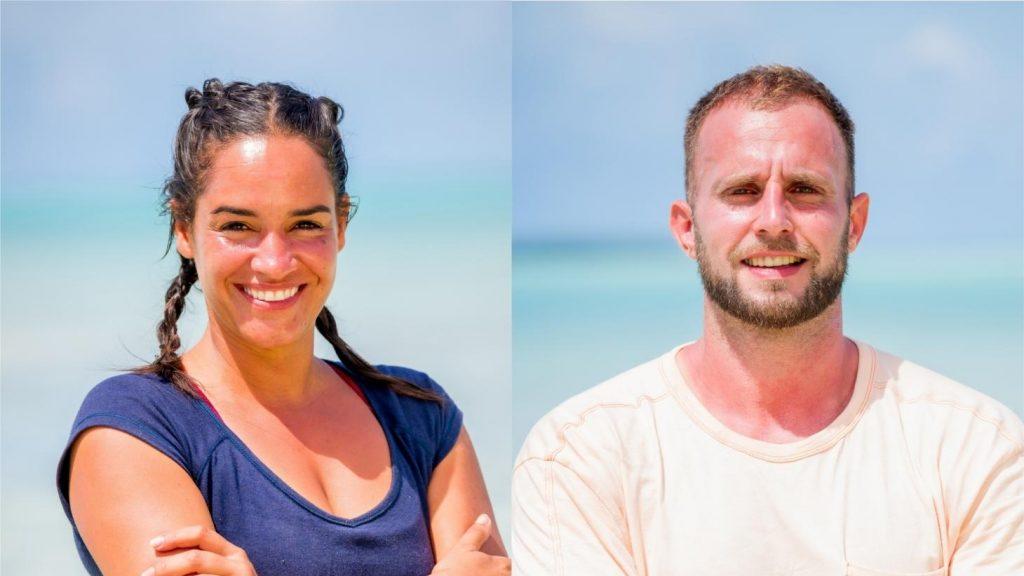 Myriam et Thomas de Koh Lanta