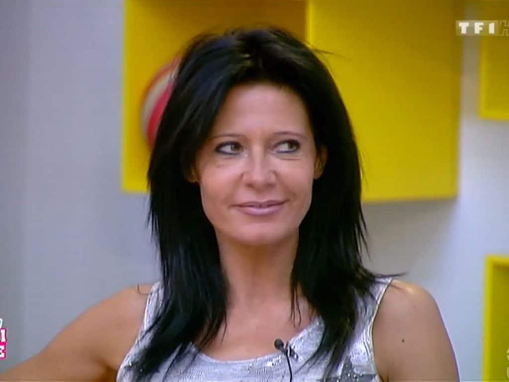 Nathalie Andreani dans Secret Story 8 sur TF1.
