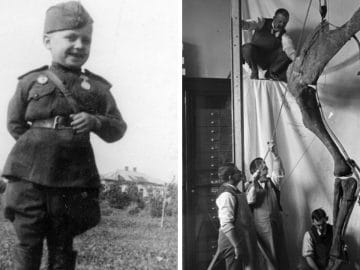 Des photos insolites du passé.