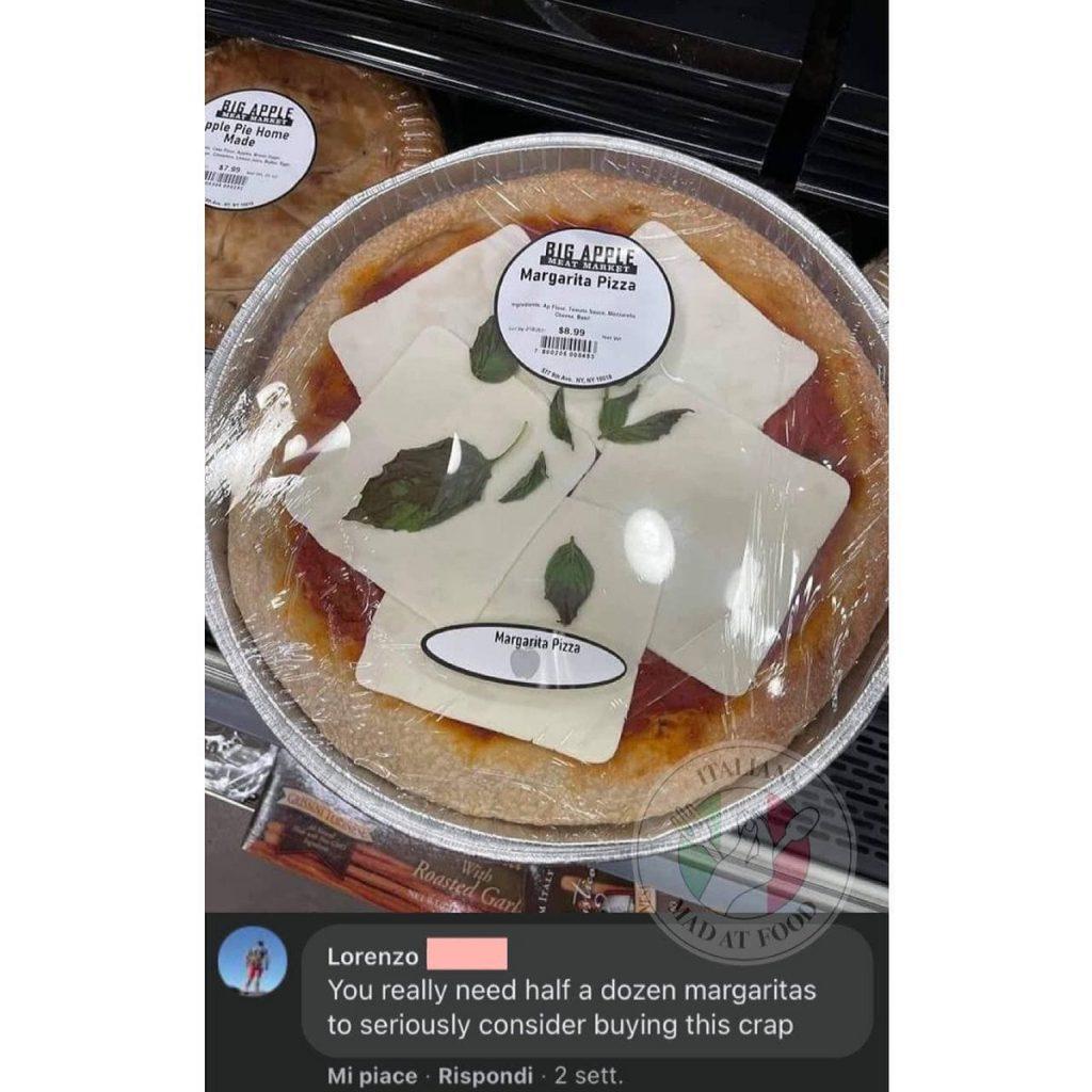 pizza ratée