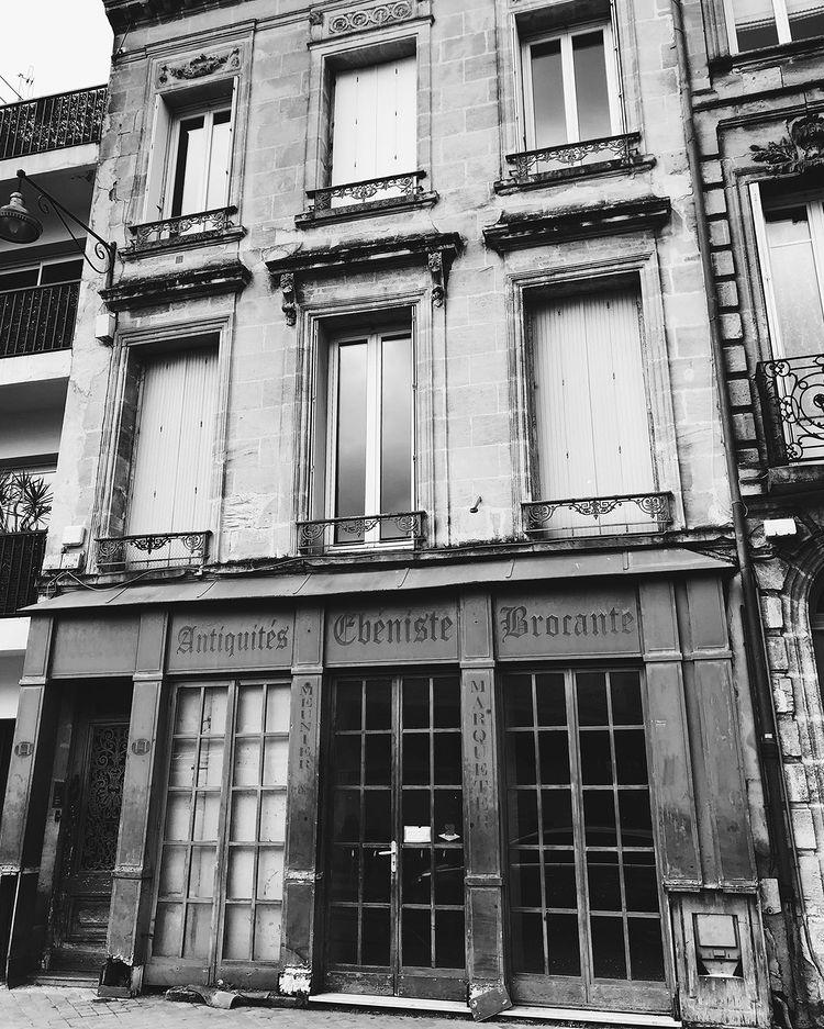 Le restaurant en travaux de Philippe Etchebest à Bordeaux