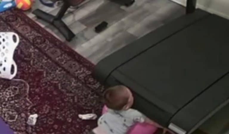 Un petit garçon happé par un tapis de course Peloton Tread+ : une vidéo pour alerter les parents