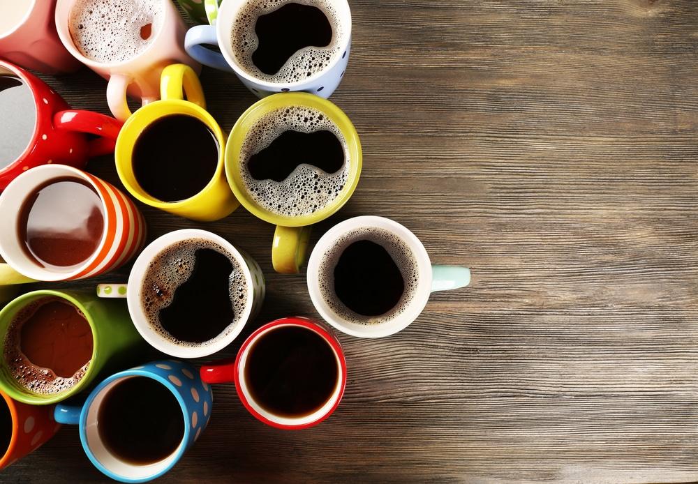 des tasses de café
