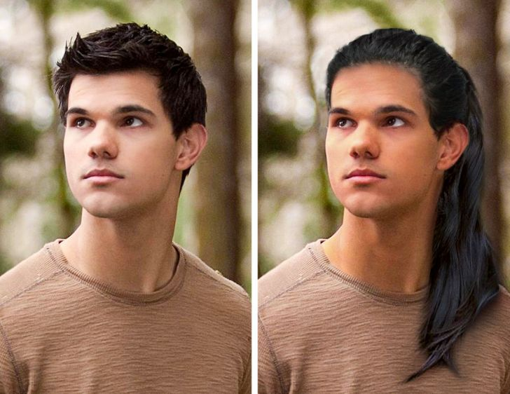 Jacob Black dans Twilight