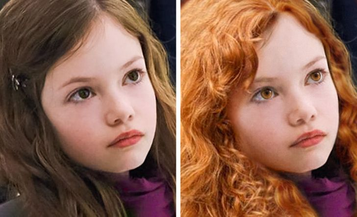 Renesmée Cullen dans Twilight