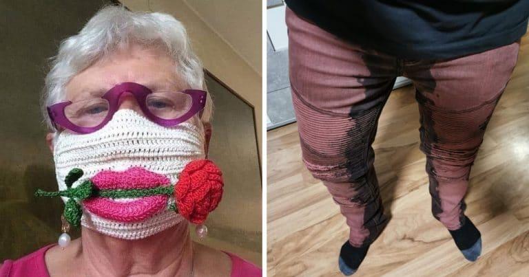 Vêtements ridicules
