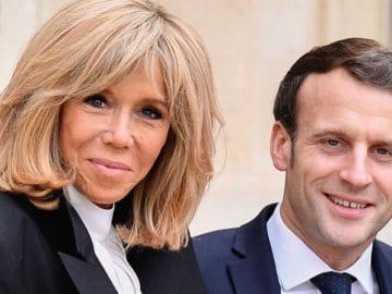 A 68 ans, Brigitte Macron opte pour un tout nouveau look qui lui va à ravir