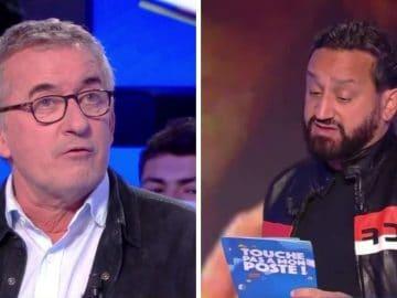 Christophe Dechavanne et Cyril Hanouna