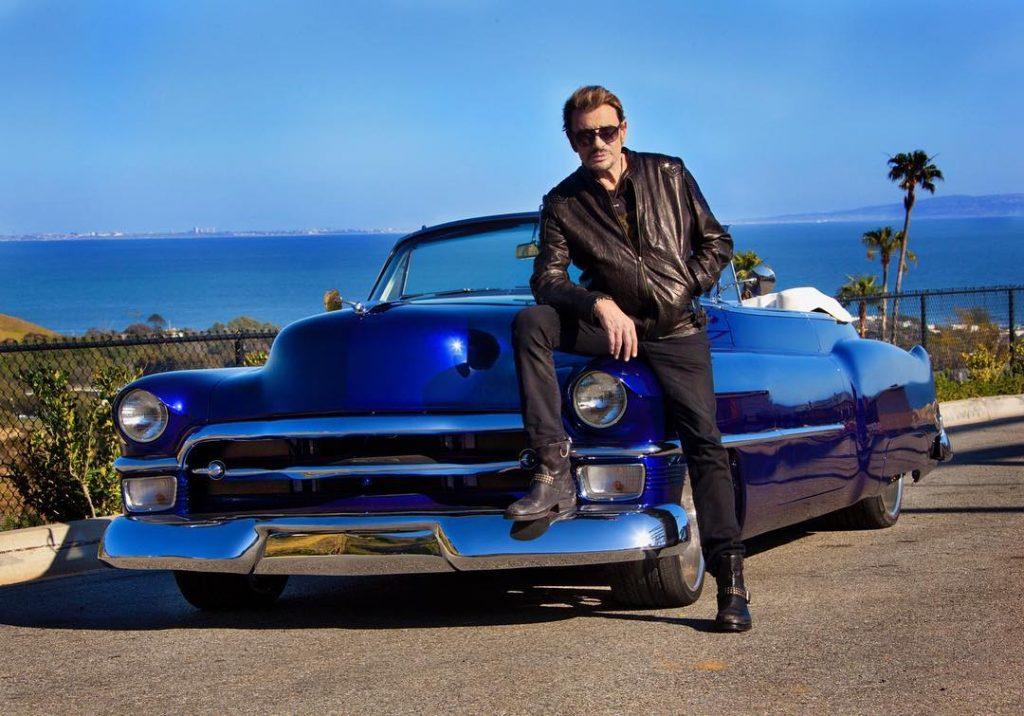 La Cadillac de Johnny Hallyday