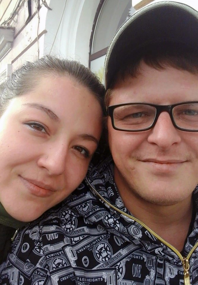 Olga Volkova et Yevgeny Karlagin