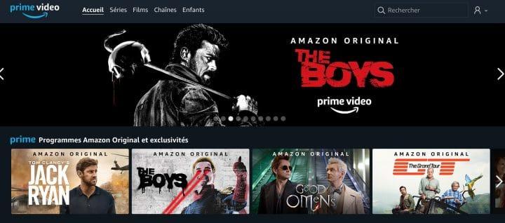 Amazon premier