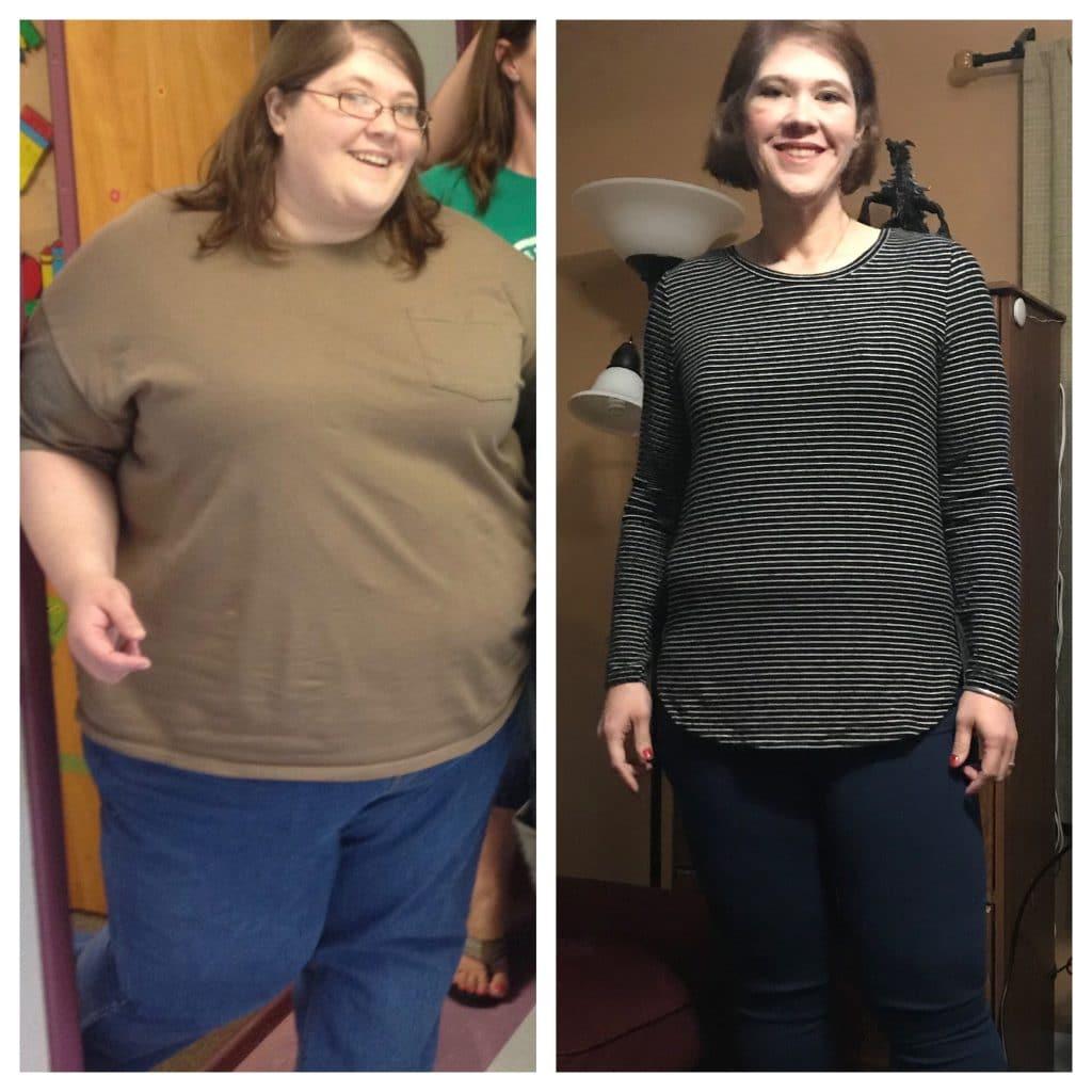 un ancien obèse qui a perdu du poids