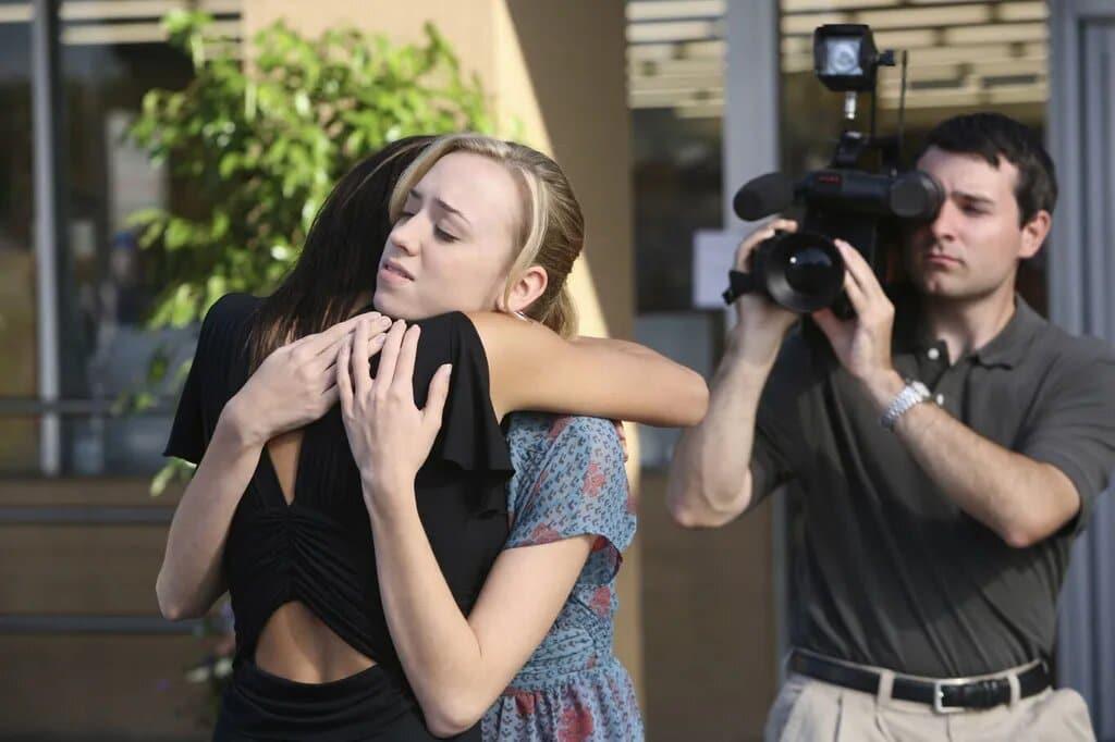 Andrea Bowen dans Desperate Housewives
