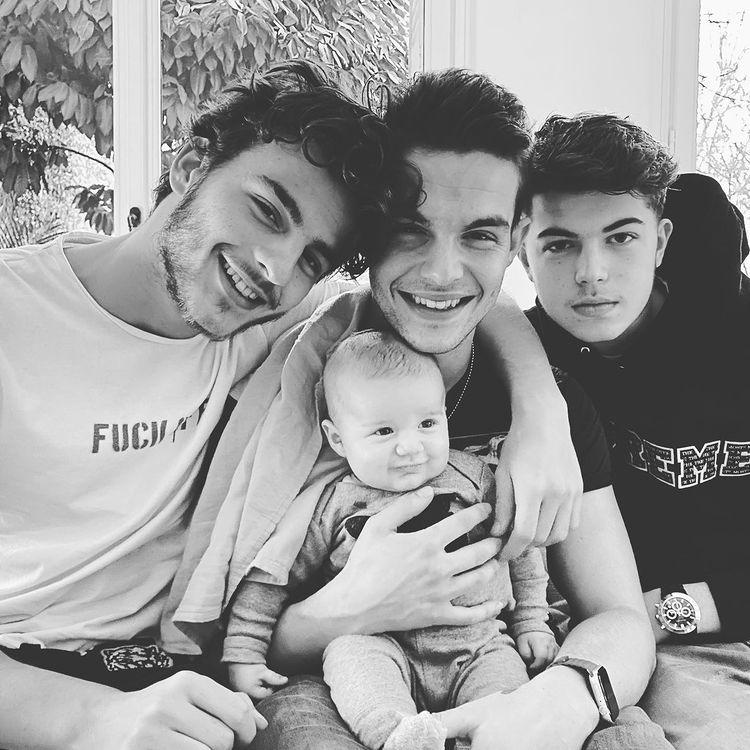 Les enfants de Benjamin Castaldi