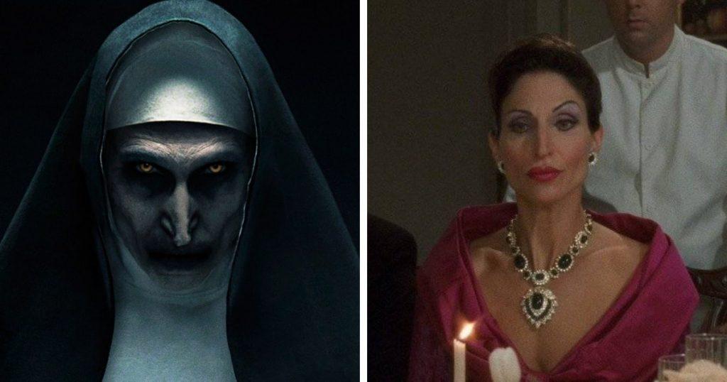 Bonnie Aarons dans Conjuring 2 et The Princess Diaries