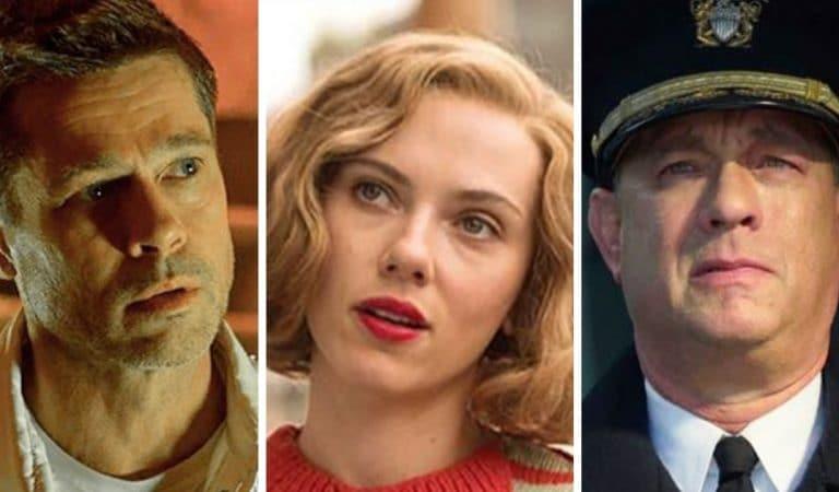 L'évolution physique de 13 acteurs hollywoodiens, de leur premier à leur dernier rôle