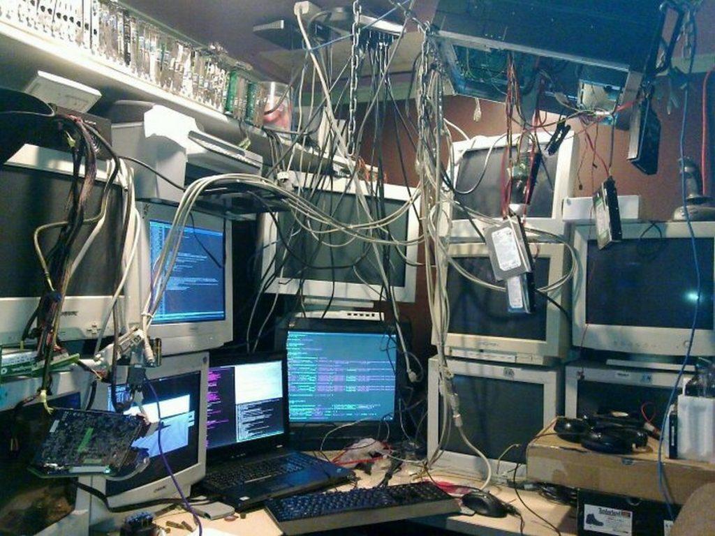 Pire réparation informatique