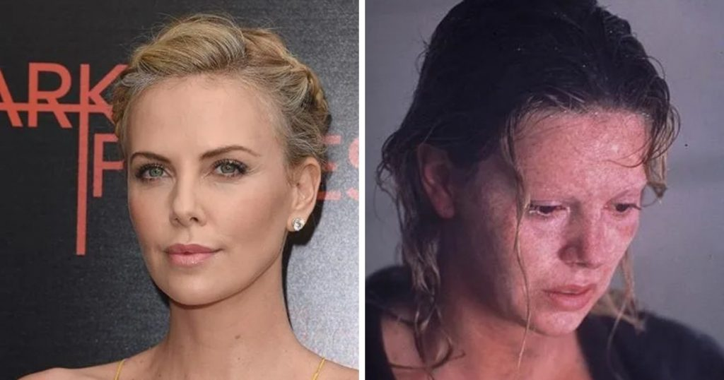 Charlize Theron dans Monster