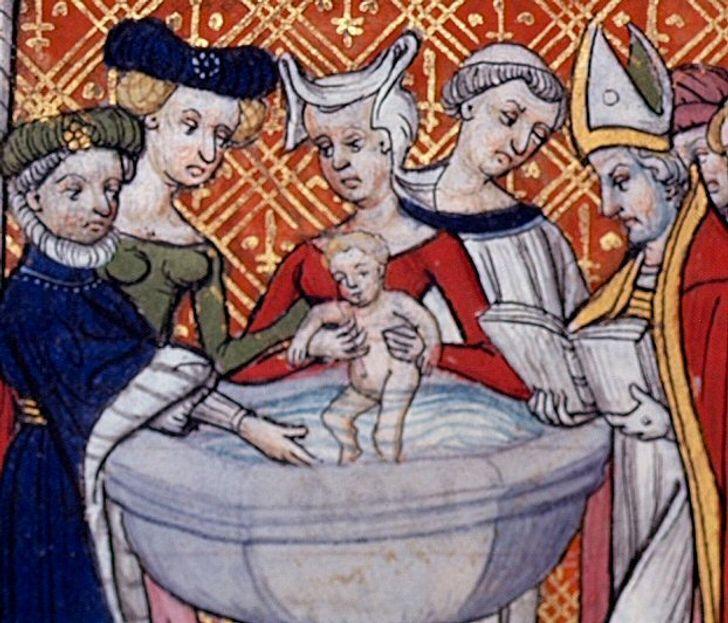 Les croyances du Moyen-âge