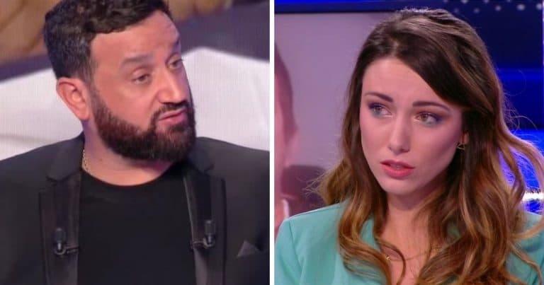 Delphine Wespiser et Cyril Hanouna