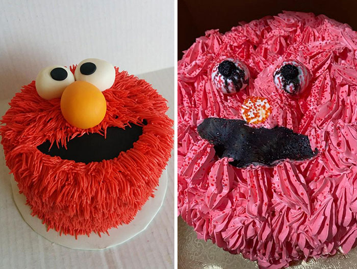 Un achat trompeur sur internet : Elmo