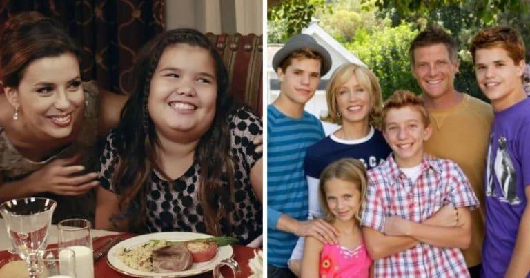 Les enfants de Desperate Housewives