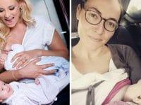 Des mamans qui partagent les photos de leur allaitement pour soutenir Maylis, giflée à Bordeaux