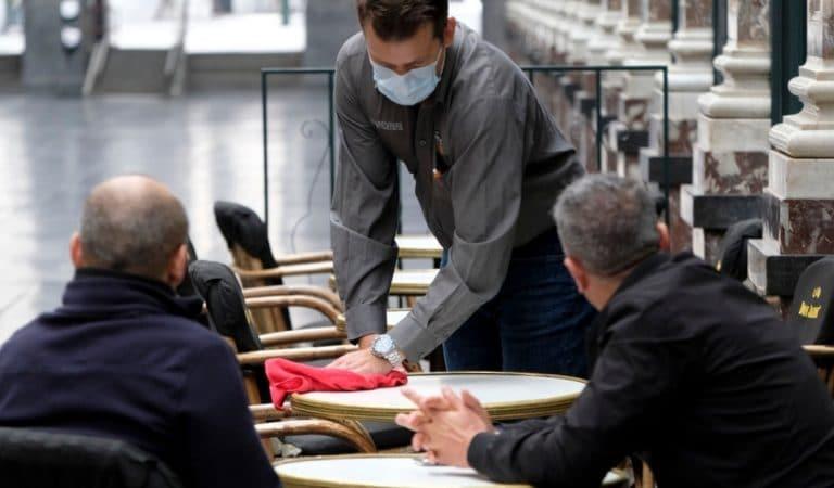 Le resto-basket, un phénomène qui prend de l'ampleur depuis la réouverture des terrasses en Belgique