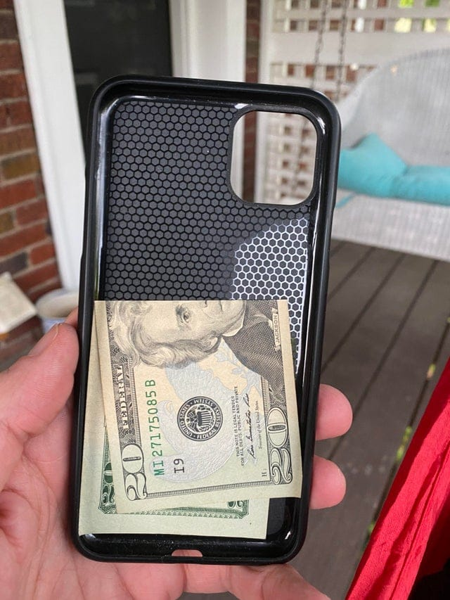 Une astuce pour ne jamais manquer d'argent