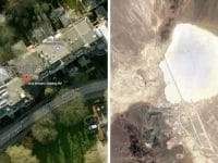 5 lieux cachés sur Google Maps