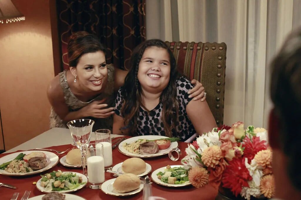 Madison de la Garza dans Desperate Housewives