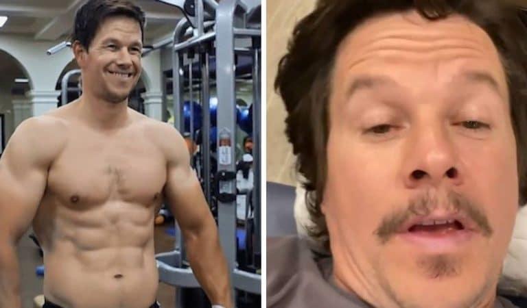 Mark Wahlberg en surpoids et méconnaissable pour incarner son prochain personnage au cinéma