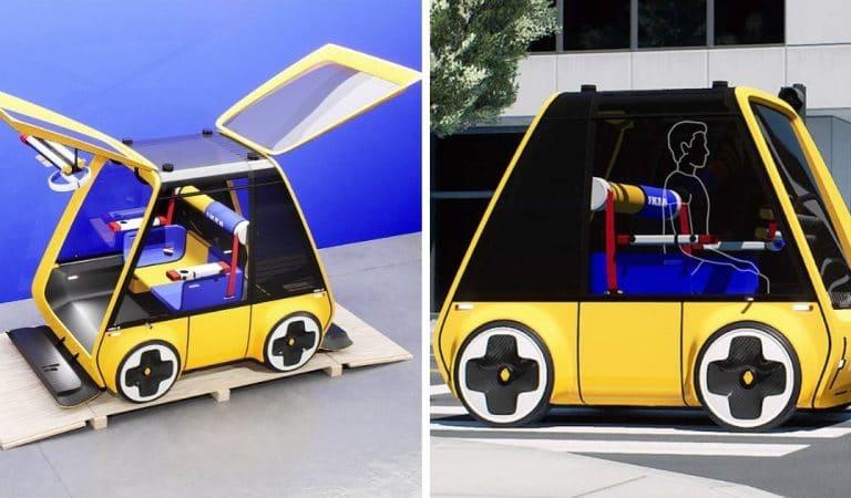 Ikea invente la première voiture en kit qui sera vendue seulement 5300 euros