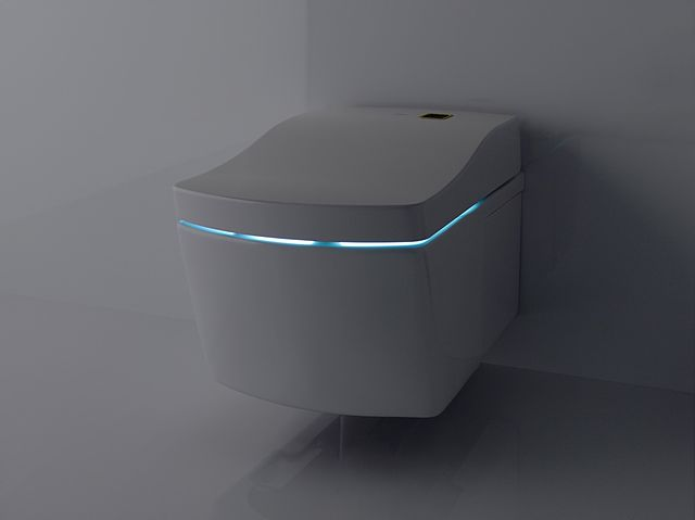 WC japonais lavant TOTO