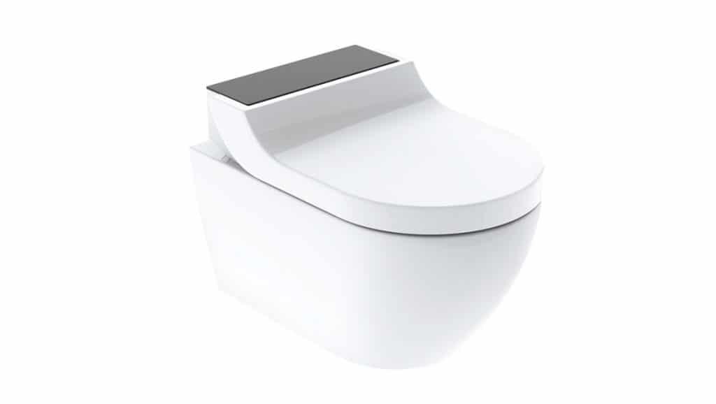 WC lavant tuma aquaclean, de geberit