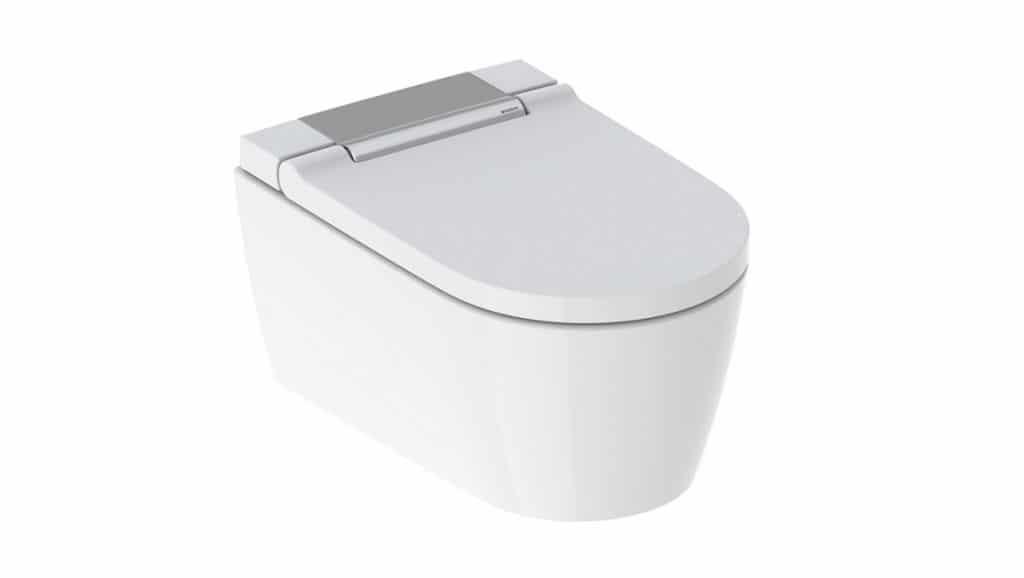 toilettes japonaises Geberit, réf Sela AquaClean