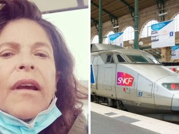 Charlotte Valandrey - SNCF
