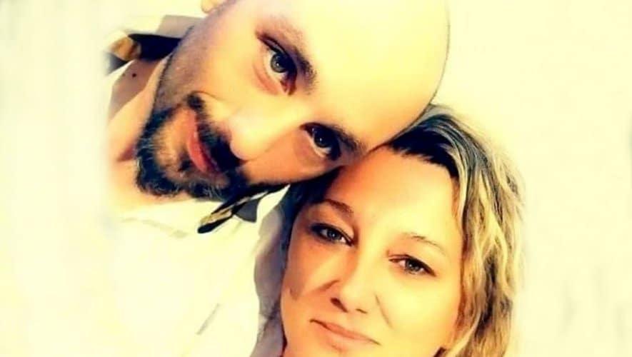 Le mari de Delphine Jubillar avec une autre femme