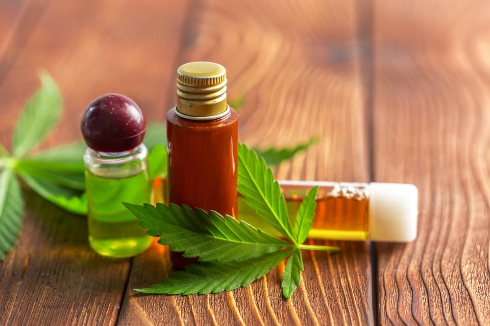 Produits CBD et fleurs de cannabis
