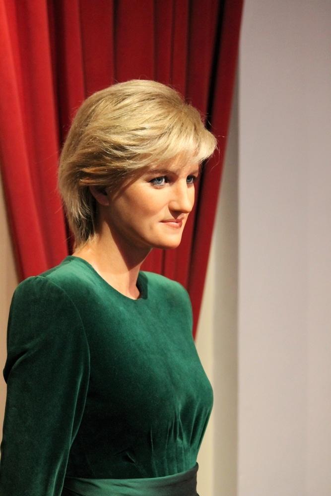 Londres, Royaume-Uni - 20 mars 2017 Princesse Diana