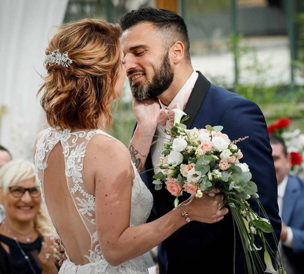 Mariage à la mairie de Grans