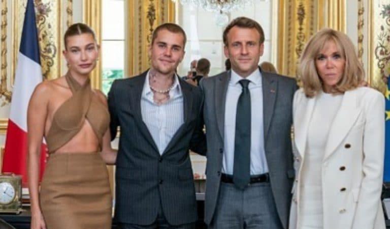 Pourquoi Emmanuel Macron reçoit Justin Bieber à l'Elysée ?