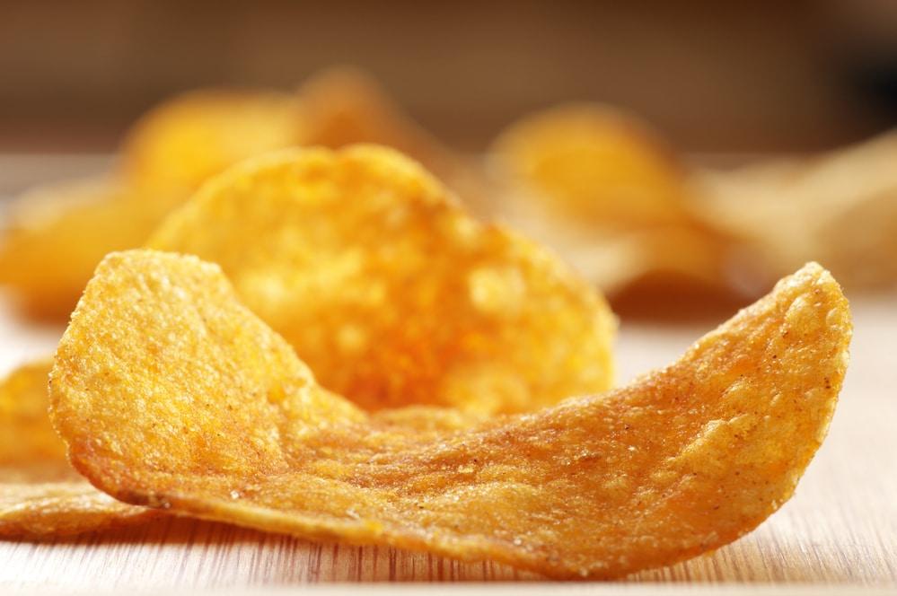 Les chips contiennent du sucre