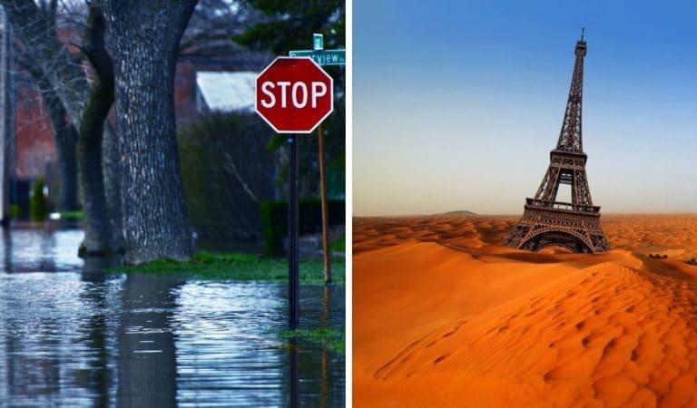 Pénurie d'eau, canicules, extinctions… Les prévisions peu rassurantes du Giec pour l'avenir de l'humanité
