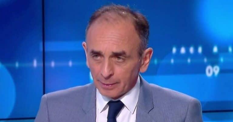 Eric Zemmour revient sur Emmanuel Macron giflé